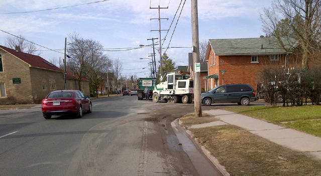 Street Cleaners on George Street North