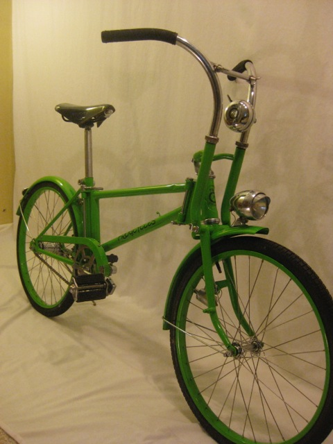 image of 1959 DNB Porta-Fold Cycle