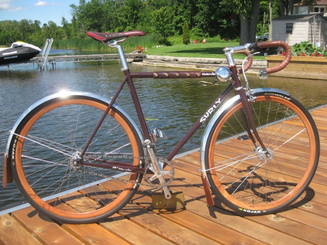 image of Surly Steamroller Fixie
