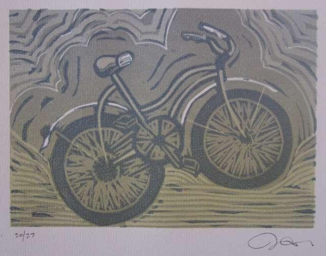 image of Bike Print
