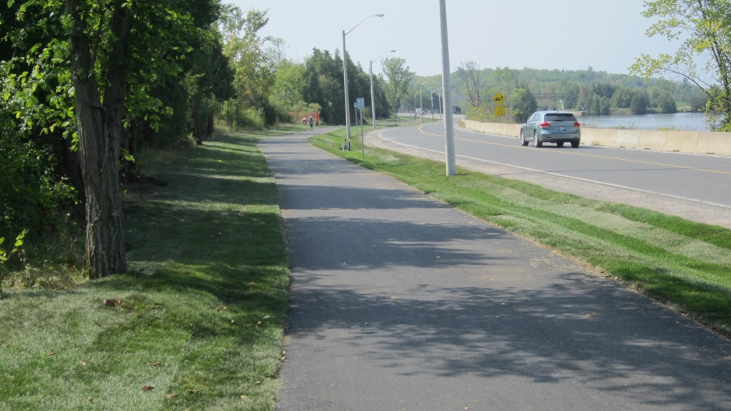 Greenway Trail Improvements at Trent University