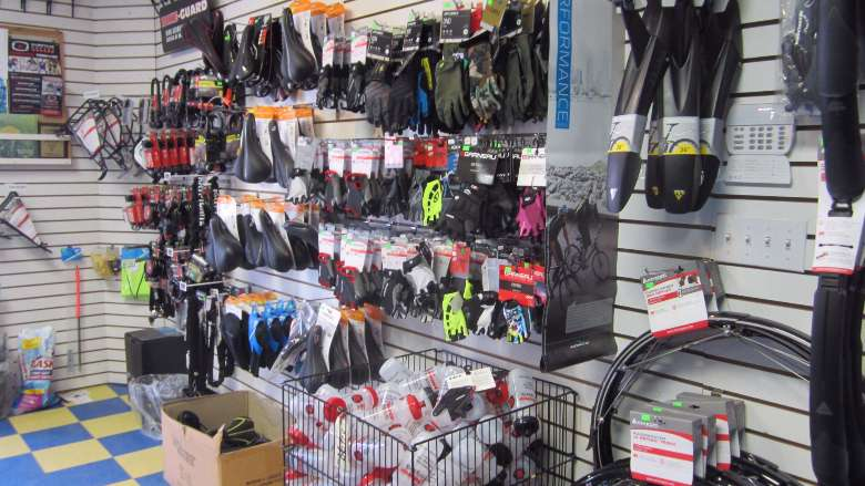 A Full Selection of Bicycle Accessories