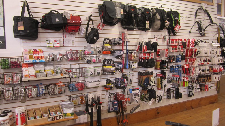 A Full Range of Accessories