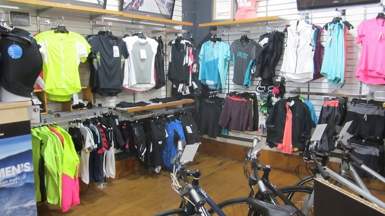 A Great Selection of Quality Cycling Clothes